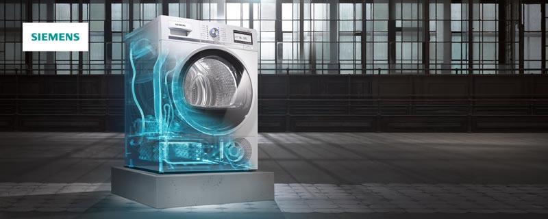 Wäschepflege mit Siemens - besonders sparsame Waschmaschinen und ...